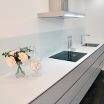 studio TO modern kitchen and glass splash back design